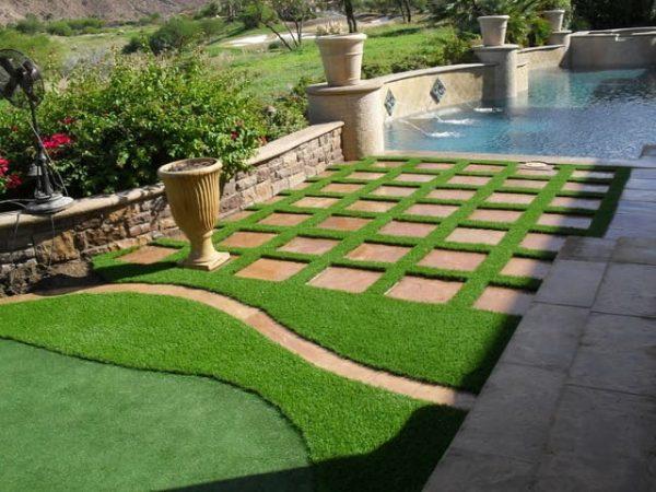 افضل تنسيق حدائق